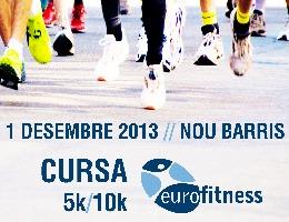 Quiromasajistas de CIM colaboran en la 1ª Cursa Eurofitness en Can Dragó 12