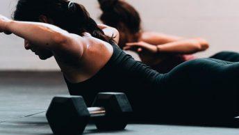 Chicas haciendo Body Power