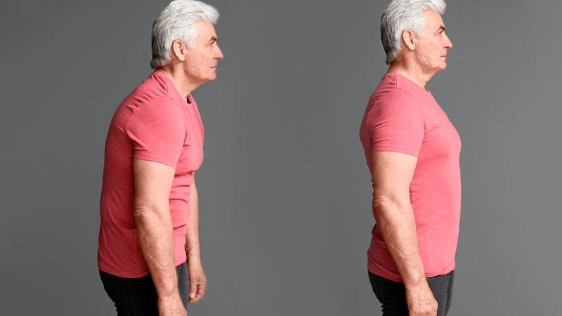 Mejora de la postura de pie