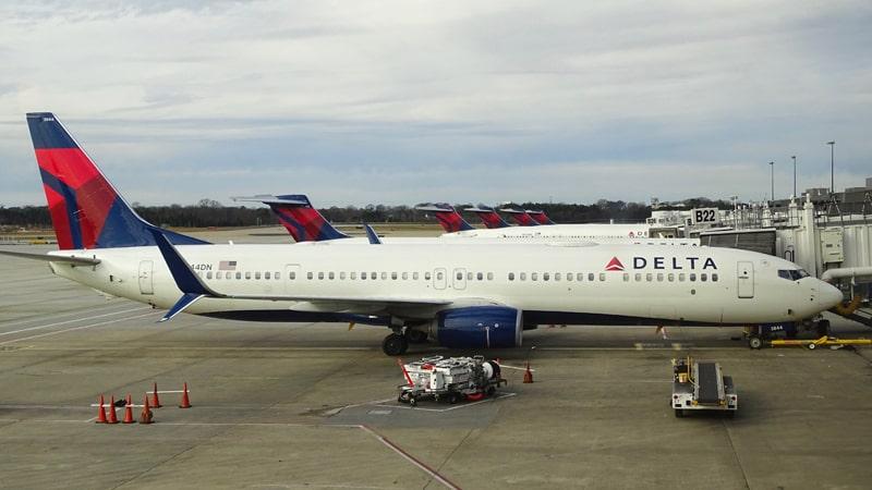 Boeing 737 de Delta