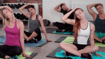 Entrenamiento de Pilates para las cervicales