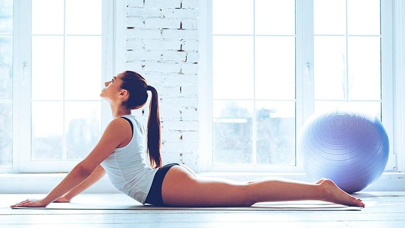Colocación de la pelvis en Pilates