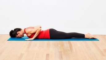 Colocación y estabilización pélvica en Pilates 1