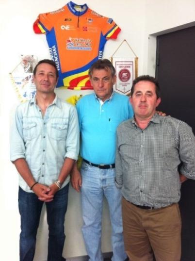 CIM Formación y la Federación de Ciclismo de la Comunidad Valenciana firman un acuerdo de colaboración 1