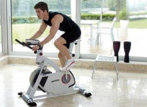 Bicicleta de ciclo indoor-spinning