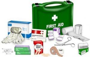 botiquin medico de emergencia