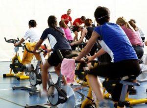 clase de ciclo indoor