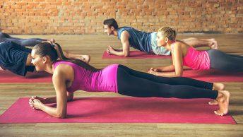 Pilates en la modalidad hot