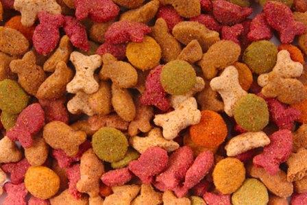 comida para perros|colores que perciben los perros y los seres humanos