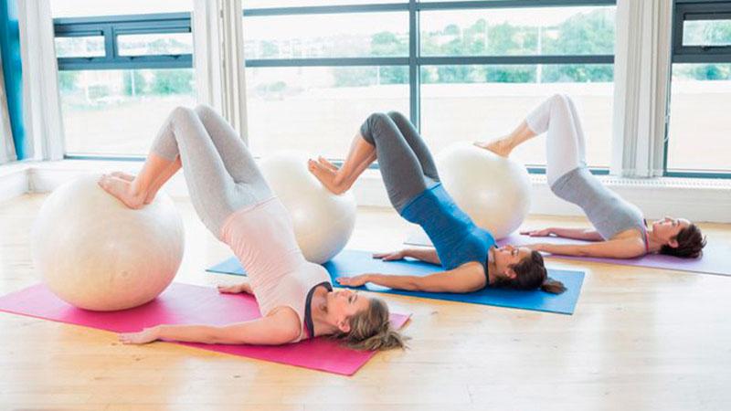 Planificación de una clase de Pilates