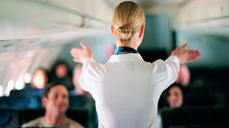 Cualidades para ser auxiliar de vuelo