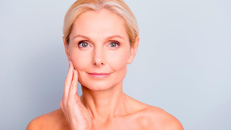 Cuidados en la piel a partir de los 60 años