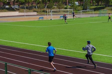 deporte en estadio|fitness