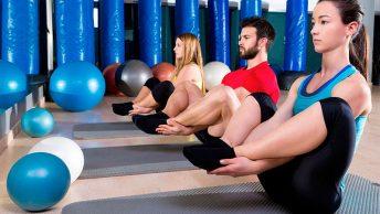 Hacer la foca en Pilates