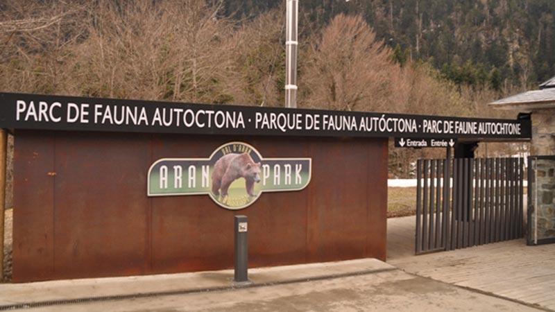 entrada-al-parque-aran-park|osos-en-aran-park|lobo-blanco-en-aran-park|parque-aran-park