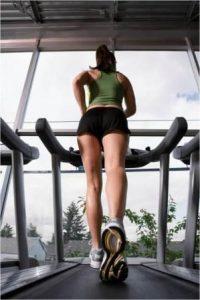 entrenamiento en cinta de correr