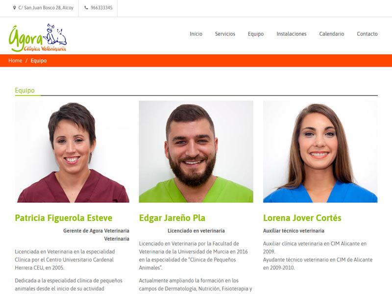 Auxiliares veterinarios de CIM que trabajan en clínicas veterinarias 2