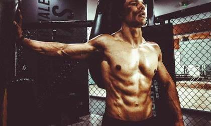 fitness-musculacion ejercicio fortalecer abdominales musculos abdominales vientre plano