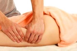 masaje anticelulítico piernas