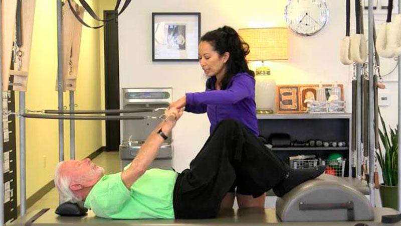 Método Pilates y la enfermedad de Parkinson
