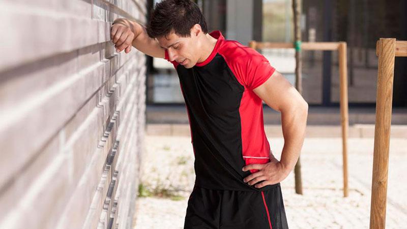 náuseas y mareos durante el ejercicio