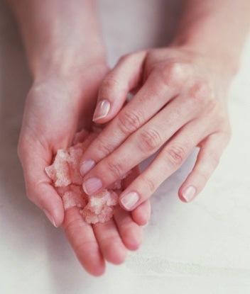 peeling natural