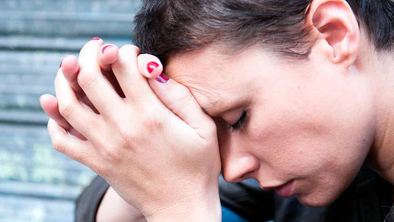 Personas con fibromialgia