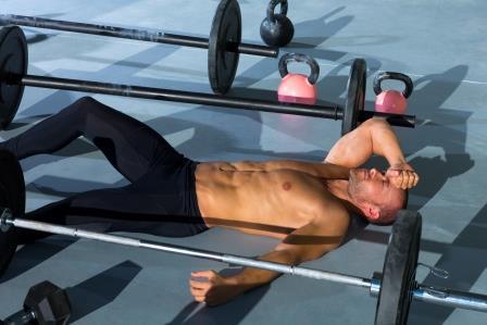 sobreentrenamiento|descanso tras el ejercicio|lesiones en fitness