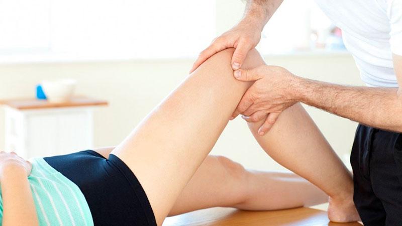 Técnica Cyriax en la rodilla