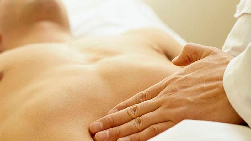 Técnicas de osteopatía visceral