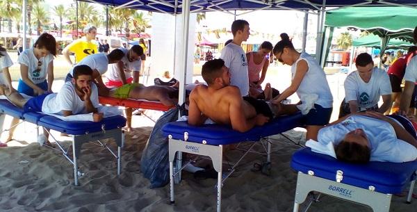 Torneo Seven Tiburón de Rugby Playa Valencia 2016
