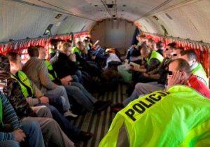transporte de presos