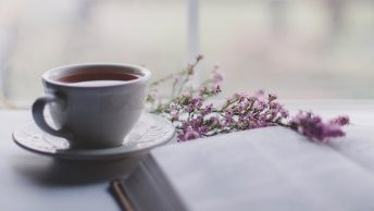 Lavanda y té para el estrés