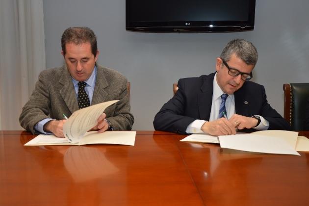 CIM y la Universidad Católica de Valencia firman un acuerdo de colaboración 10