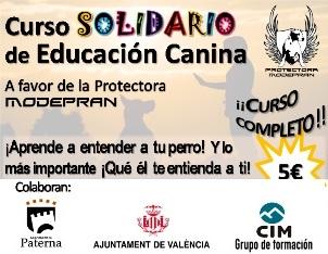 Curso Solidario de Educación Canina 21