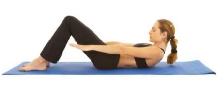 Pilates-ejercicio-hundred