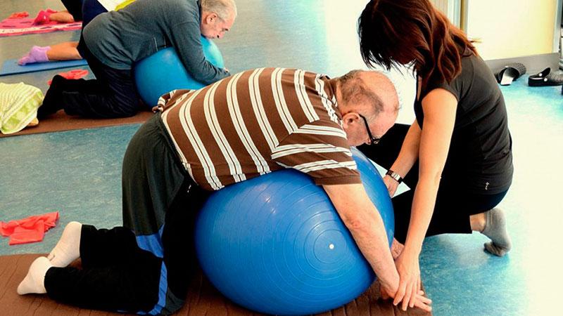 Pilates y la enfermedad de Parkinson