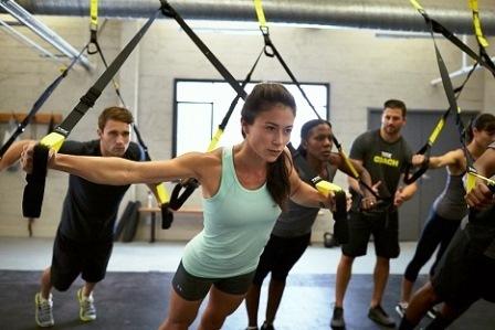 actividades colectivas deportiva personal trainer Qué es el TRX o Entrenamiento en Suspensión