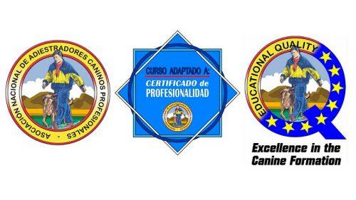 Acreditación de la ANACP (Asociación Nacional de Adiestradores Caninos Profesionales)