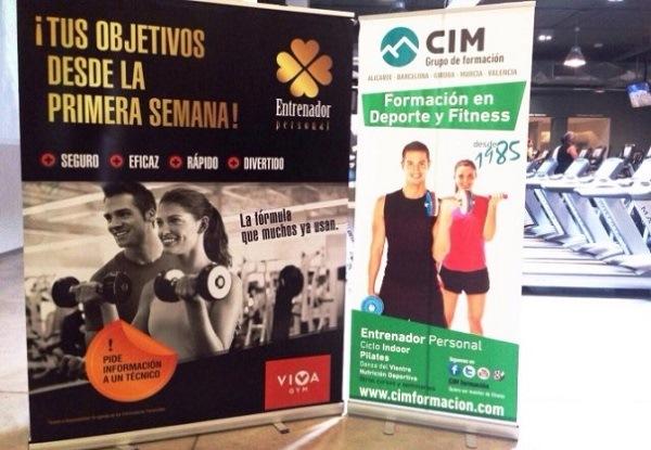 CIM Formación y VivaGym Valencia firman un acuerdo de colaboración 13
