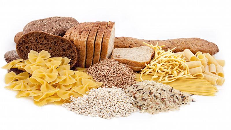 alimentos con alto contenido en hidratos de carbono