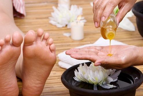 masaje wellness salud y bienestar Puesta a punto con aromaterapia