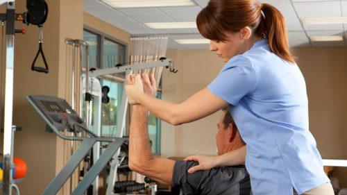 Funciones del auxiliar de rehabilitación