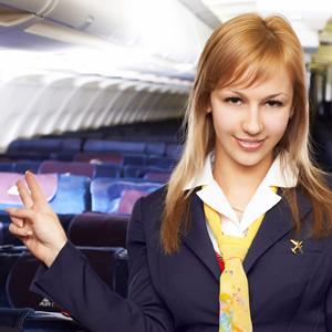 Auxiliar de vuelo 8