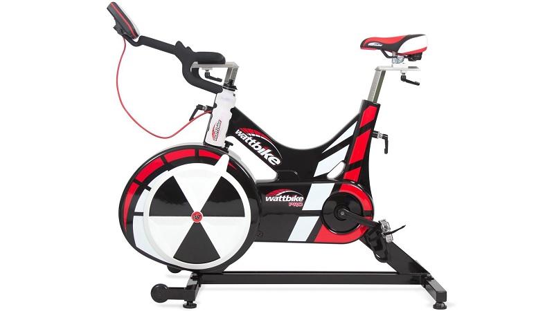 bicileta de interior para entrenamiento por potencia watts training