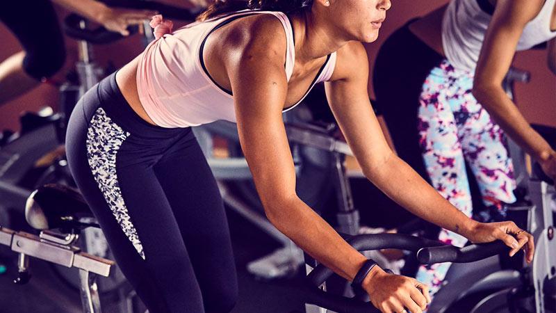 Imagen corporal y ciclo indoor