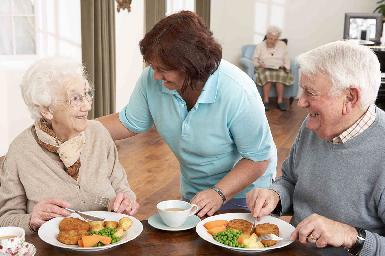 Nutrición y dietética geriátrica a distancia