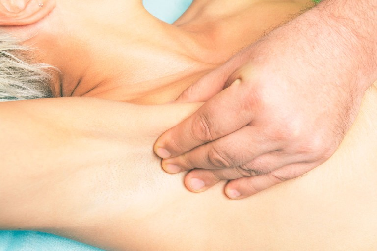Drenaje linfático post-quirúrgico - DLMPQ