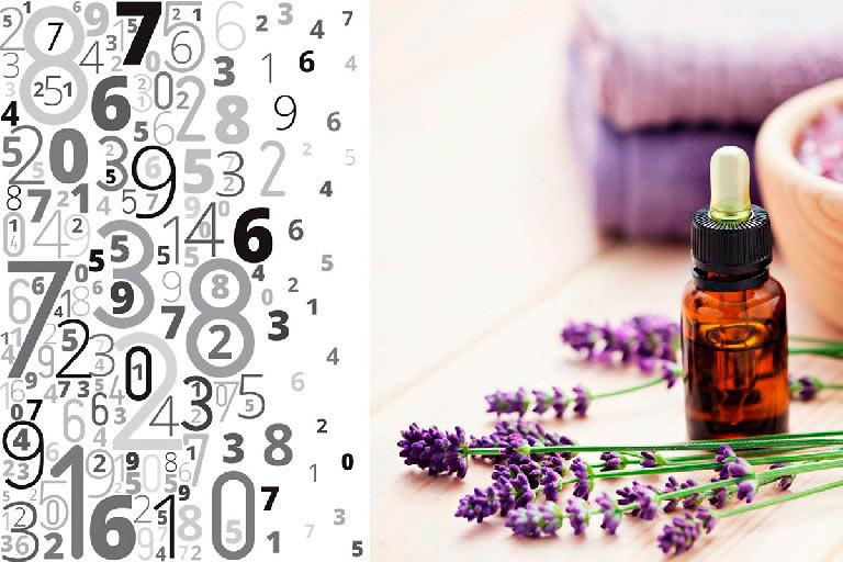 Numerología y Aromaterapia