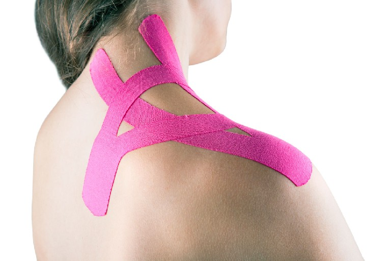 Vendajes neuromusculares (Kinesiotape) y Cross Tape